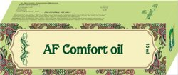 A F Comfort Oil