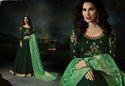 Georgette Embroidered Anarkali Salwar Kameez