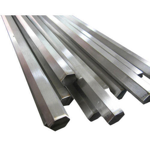 Hexagonal Stainless Steel Bars