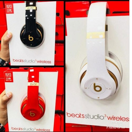 210e9d9dc8c Beats Studio 3 Wireless Headphone, Apple Headphone, Powerbeats ...