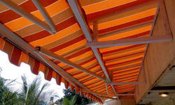 Fixed and Retractable Awning