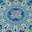 Mandala Cotton Printed Yoga Mat