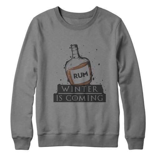 a1976a199cc Woolen Printed Winter Coming Sweat Shirt, Rs 375 /piece, Fine ...