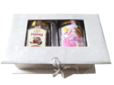 Diwali Beauty Gift Pack(500g Honey 500 g Gulkand