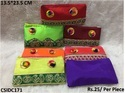 colourful pouch