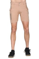 Mens Cotton Blended Shorts