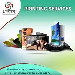 Printed Books and Magazine Designing