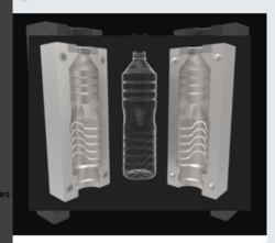 Bottle Blow Die Mould