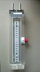 U - Tube Manometers Acrylic Body