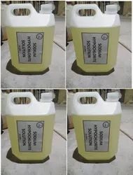 Sodium Hypochlorite Solution
