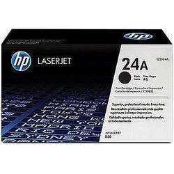 HP Q2624A 24A Black Toner Cartridge