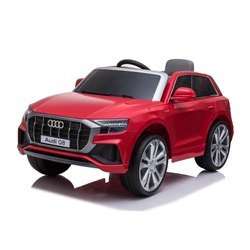 Plastic Kids Battery Operated Audi Q8 Car, Child Age Group: 3-8 Year