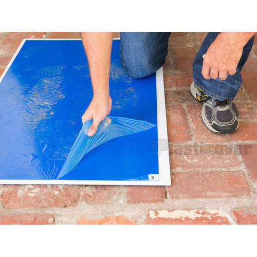 Blue Clean Room Sticky Mat Size 36 X 24 Inch Rs 450