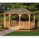 Wooden Gazebos