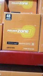 Power Zone Bike Battery, Voltage: 12v 5ah