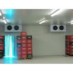 Ammonia Cold Storage Plant