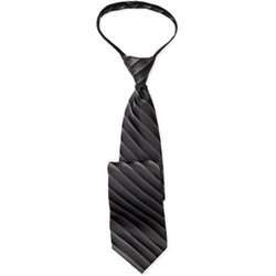Zipper & Ready Knot Neck Tie