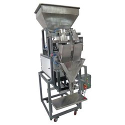U Pack 1-2 Kw Two Head Weighing Machine, 240 V, Automation Grade: Semi-Automatic