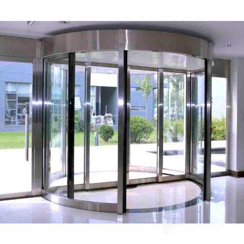 56ec8e0b635 Automatic Revolving Door at Rs 100000  piece