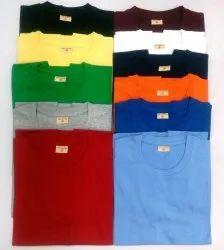 Plain Round Neck T-Shirt 160 GSM