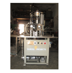 Aerosol Product Filling Machine
