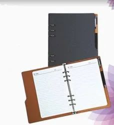 A5 Signature Notebook Grey
