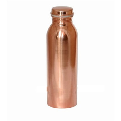 Copper Glossy Bottle