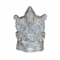 Pure Parad Ganesha Murti