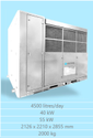 Atmospheric Water Generator 4500ltrs/Day