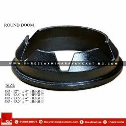 SLC Cast Iron Round Chinese Doom, For commercial kitchen, Model Name/Number: CIRCD-001