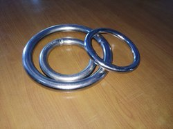 Round Stainless Steel Towel Ring