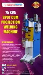 Spot Cum Projection Welding Machine
