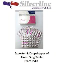 Finast 5mg Tablet