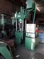 Down Stroke Automatic Briquetting Press Machine