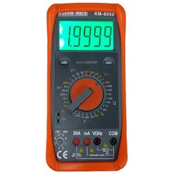 Digital Multimeter With Terminal Blocking Protection KM 6050