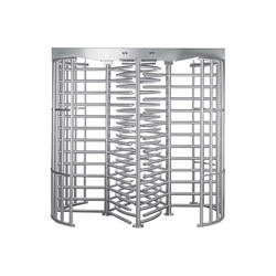 FHT-TL-239-Double Door Full Height Turnstile