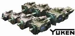 Yuken Piston Pumps