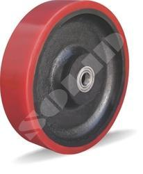 Cast Polyurethane Bonded Center Wheels