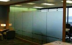 Pvc Plain Glass Film, Thickness: 0.50mm