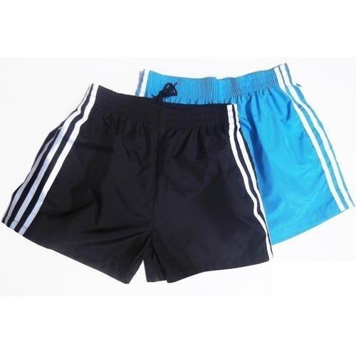 8e0e103635c7 Polyester Men    s Plain Sports Shorts