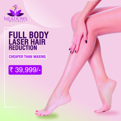 Unisex Laser Hair Removal