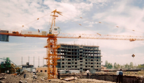 MTC 5040 Tower Crane - View Specifications & Details of