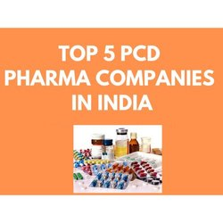 Top 5 PCD Pharma Companies in India