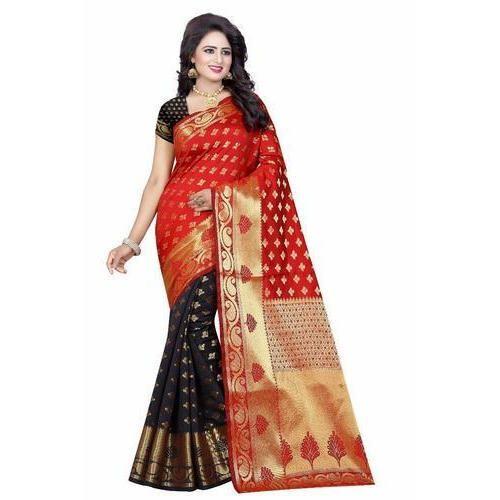 f7c072dba70 Ladies Banarasi Sarees