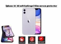 Iphone 11 3d Soft Hydrogel Film Screen Protector