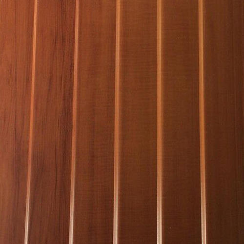Brown Wooden Pvc Wall Panel R P Industries Id