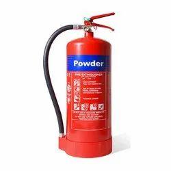 Mild Steel DCP Fire Extinguishers