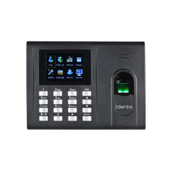 Fingerprint Time and Attendance System