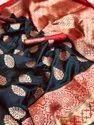 Party Wear Banarasi Katan Silk Saree