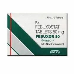 Febuxor 80mg Tablet
